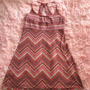 Dakini Tribal Print Dress